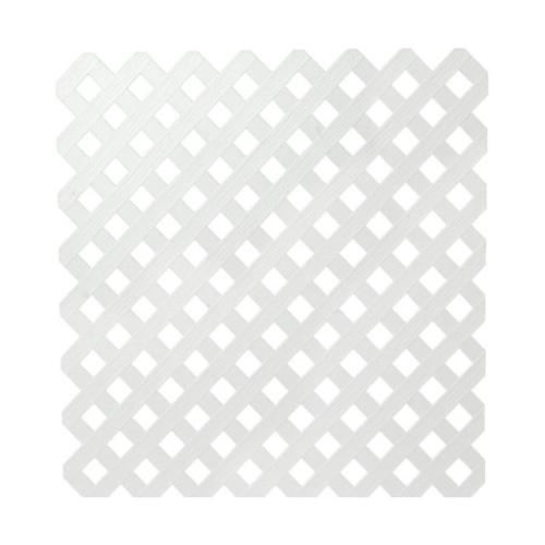 PVC래티스-화이트[프라이버시]